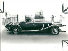 Mercedes-Benz 500k twc two seater