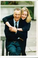 Paul Eddington and jennifer ehle.