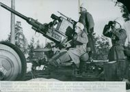 Anti-aircraft eventing - air defense proved its worth in eventing in the Stockholm area