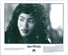 New York police detective Angela Bassett shares a mysterious bond with the world's last surviving vampire in Vampire in Brooklyn.