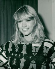 Bucks Fizz Pop group (shelley preston)