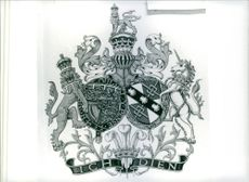 New Coat of Arms for Charles and Diana