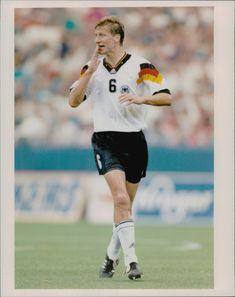 Guido Buchwald, Germany's national team
