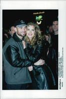 Andre Agassi together with his wife Brooke Shields.