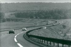 French pay motorway