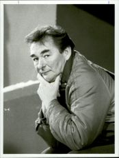 Brian Clough, manager Nottingham Forest