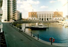A photographic of the Harbour Chelsea.