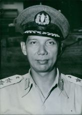 Portrait of Sukanto Tjokrodiatmodjo. 1960.