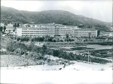 Chollima Hamhung Medical College in North Korea, 1974.