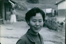 Woman who lives in Korea.