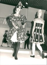 Fashion Designer Vinfried Knoll's Spring and Summer Collection Featured Not Just in Rome and Paris But also in Munich