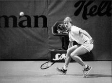 Action image of Magnus Gustafsson taken in an unknown competition context.