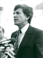Gary Hart, American Democratic Politician