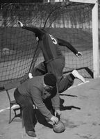 A TRAINING PART OF THE GAME  .1949