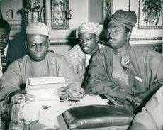 opening of nigerial constitutional conference