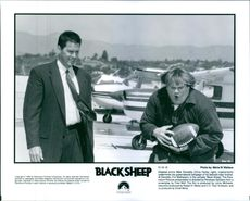 Mike Donelly and Tim Matheson star in Black Sheep.