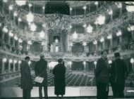 Munch Germany: theatre reopens to night.
