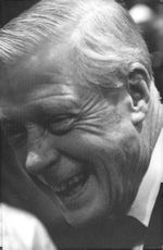 Duke of Windsor laughing.