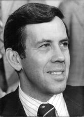 "Portrait of Richard ""Dick"" Green Lugar."