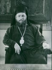 Cyprus personality, Anthimous Bishop of Kitium.