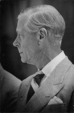 Close up of Duke of Windsor.
