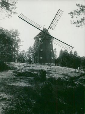 The mill on Södermanland's