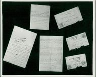 Vincent Willem van Gogh:letters send by famous dutch.