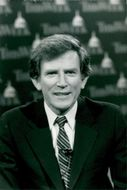 Gary Hart talks on ABC's news program