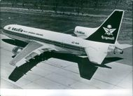 The Lockheed L-1011 Tristar.
