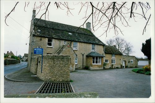 Liddell House Alds: The Cotswold House