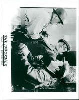 Victor McLaglen in The Informer