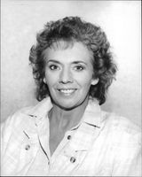 Actress Sue Johnston