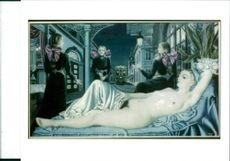 Works by Paul Delvaux