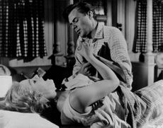Dirk Bogarde and Mary Ure