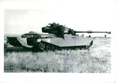 Army tanks 1951 and earlier