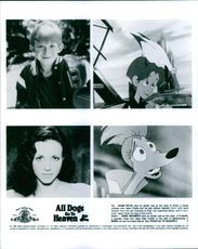 """Adam Wylie and Bebe Neuwirth join an all-star casts as the voices of David and Anabelle in """"All Dogs Go to Heaven 2."""""""