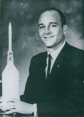 U.S. Astronaut: Ronald E. Evans January 2, 1968