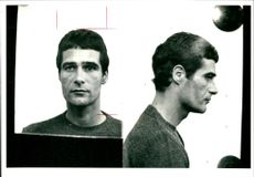 Gatree Prison Escape, Issued by police today of escaped murderer Sidney Draper.