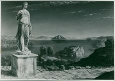 Arcadian Landscape by A.C. Willink