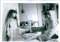 Film entitled I'll Do Anything which stars Nick Nolte and Whittni Wright. 1994