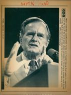 George Walker Bush.