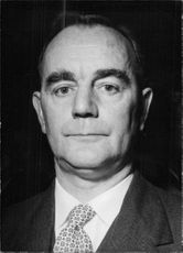 Portrait of Cecil Frank Powell.