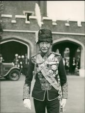 Lord Baden Powell.