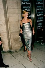 "Charlize Theron arrives at the New York ""Celebrity"" Premiere"