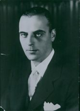 Vintage photograph of Dr. Eelisario Gache Piran.