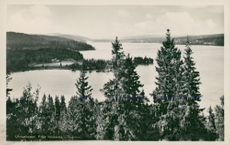 Postcards from the heights of Tvärred in Ulricehamn.