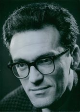 Portrait of Peter Townsend, 1963.