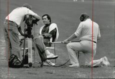 Seve Ballesteros is interviewed under SEO.