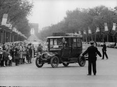 Rally Paris De Dion-Bouton was a French automobile manufacturer and railcar manufacturer operating from 1883 to 1932