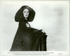 "Actress Meryl Streep in the movie ""The French Lieutenant's Woman"""